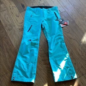 North face snowboarding pants size large